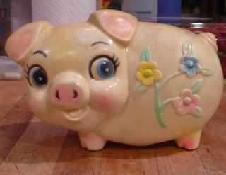A piggy 001