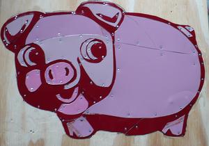 A piggy 013