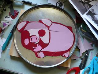 A piggy 010