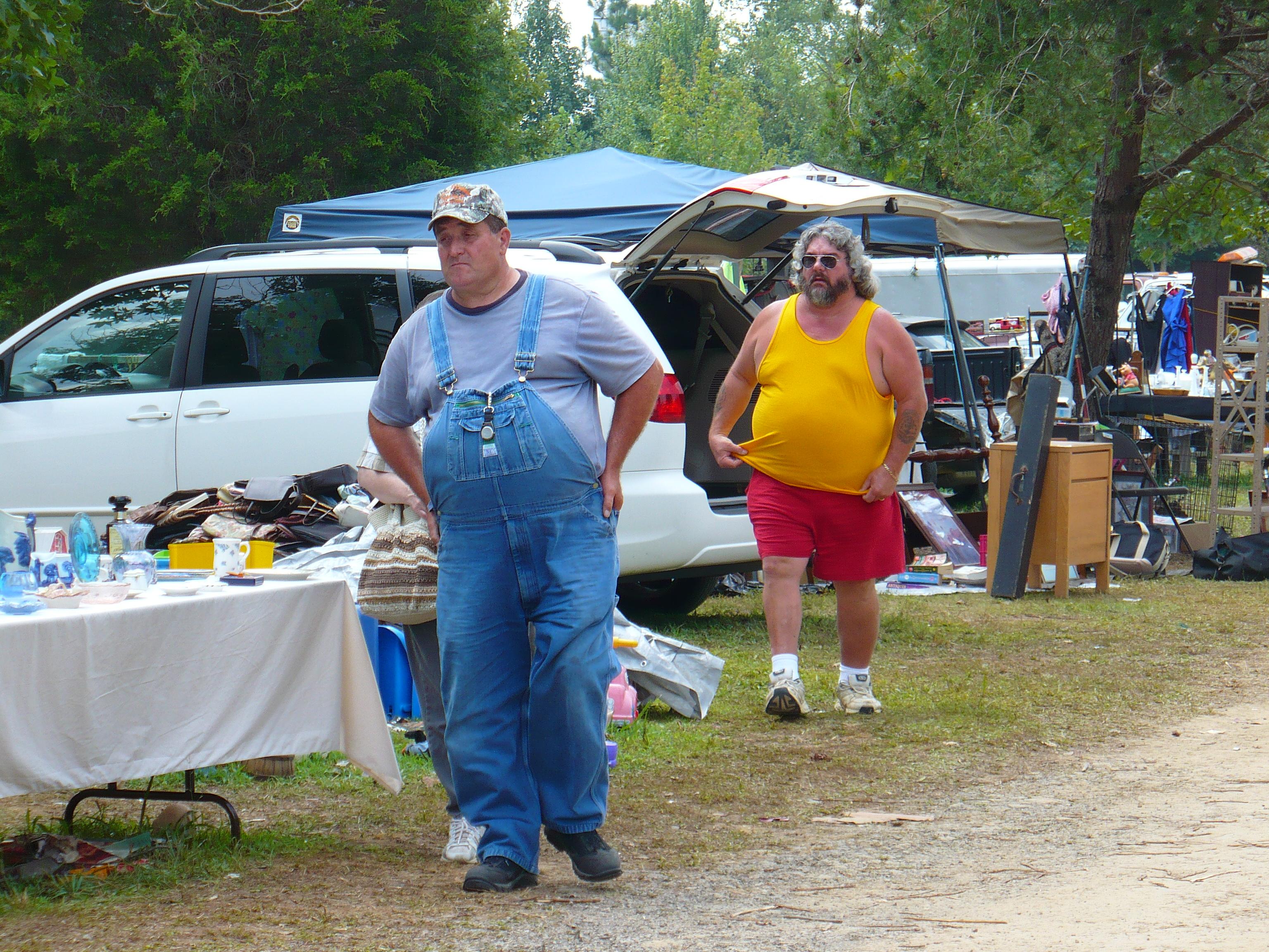 Lady Bug Circus: 127 Yard Sale was Fun