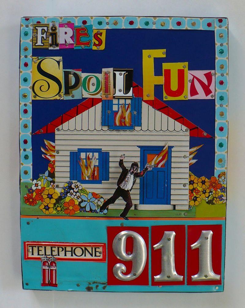 Fires Spoil Fun 1