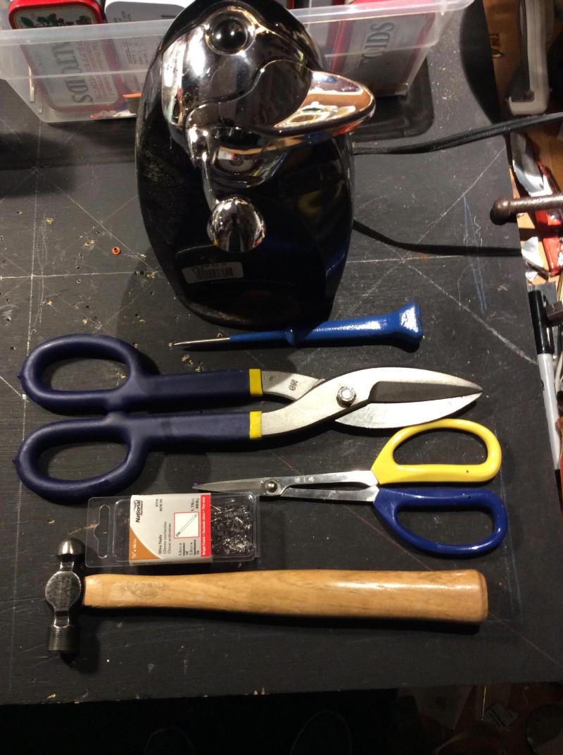 Tin tools